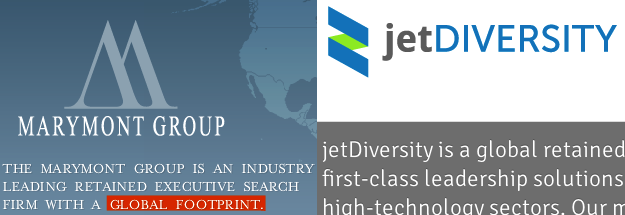 The Marymont Group and jetDIVERSITY