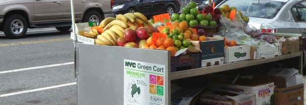 NYC Green Cart